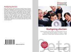 Capa do livro de Realigning election