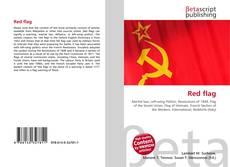 Buchcover von Red flag