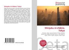 Buchcover von Shinjuku ni-chōme, Tokyo