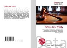 Buchcover von Patent Law Treaty
