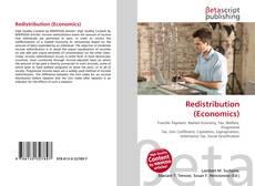 Bookcover of Redistribution (Economics)