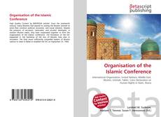 Portada del libro de Organisation of the Islamic Conference