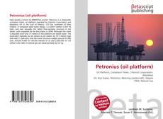 Capa do livro de Petronius (oil platform)