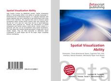 Spatial Visualization Ability kitap kapağı