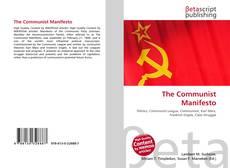 Capa do livro de The Communist Manifesto
