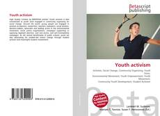 Youth activism的封面