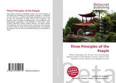 Three Principles of the People kitap kapağı