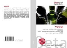 Buchcover von Varietal