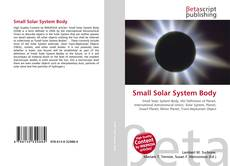 Bookcover of Small Solar System Body