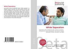 White Separatism kitap kapağı