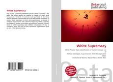 Copertina di White Supremacy