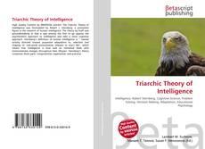 Обложка Triarchic Theory of Intelligence