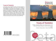 Treaty of Tlatelolco的封面
