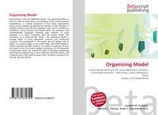 Bookcover of Organising Model