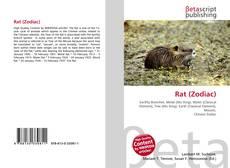 Обложка Rat (Zodiac)