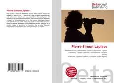 Обложка Pierre-Simon Laplace