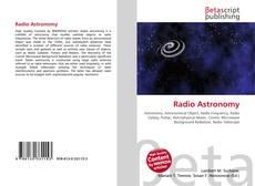 Обложка Radio Astronomy