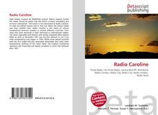Portada del libro de Radio Caroline