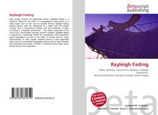 Rayleigh Fading kitap kapağı
