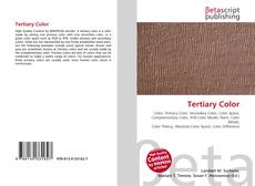 Couverture de Tertiary Color