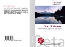 Portada del libro de Strait of Gibraltar