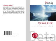 Bookcover of Standard Gravity