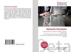 Bookcover of Network Simulator
