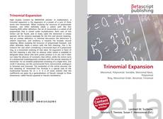 Bookcover of Trinomial Expansion