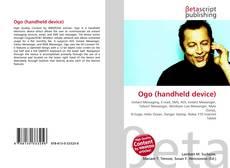 Ogo (handheld device)的封面