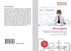Bookcover of NP-Complete