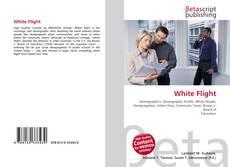 Bookcover of White Flight