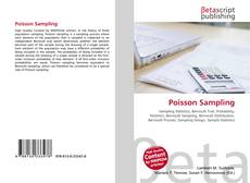 Bookcover of Poisson Sampling