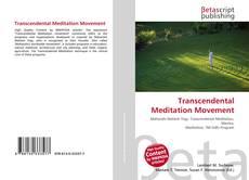 Buchcover von Transcendental Meditation Movement