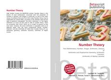 Bookcover of Number Theory