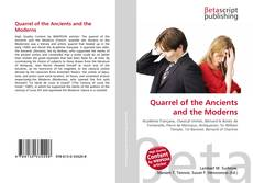 Обложка Quarrel of the Ancients and the Moderns