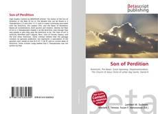 Son of Perdition的封面