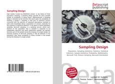 Обложка Sampling Design
