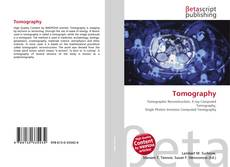 Bookcover of Tomography