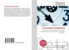 Обложка Truncation (statistics)