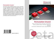 Couverture de Permutation (music)