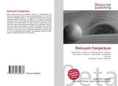 Обложка Poincaré Conjecture