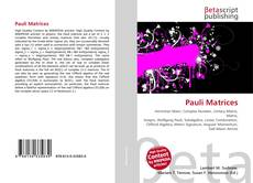 Pauli Matrices的封面