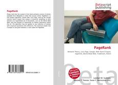 Bookcover of PageRank