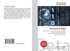 Bookcover of Numerical digit