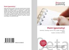 Bookcover of Point (geometry)