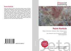 Bookcover of Point Particle