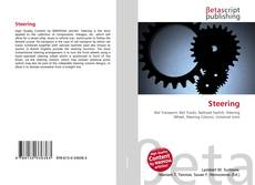 Bookcover of Steering