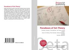 Bookcover of Paradoxes of Set Theory
