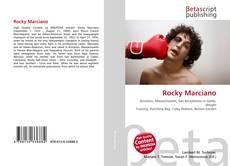 Обложка Rocky Marciano