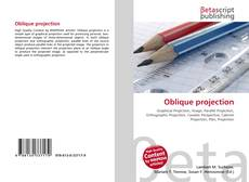 Portada del libro de Oblique projection